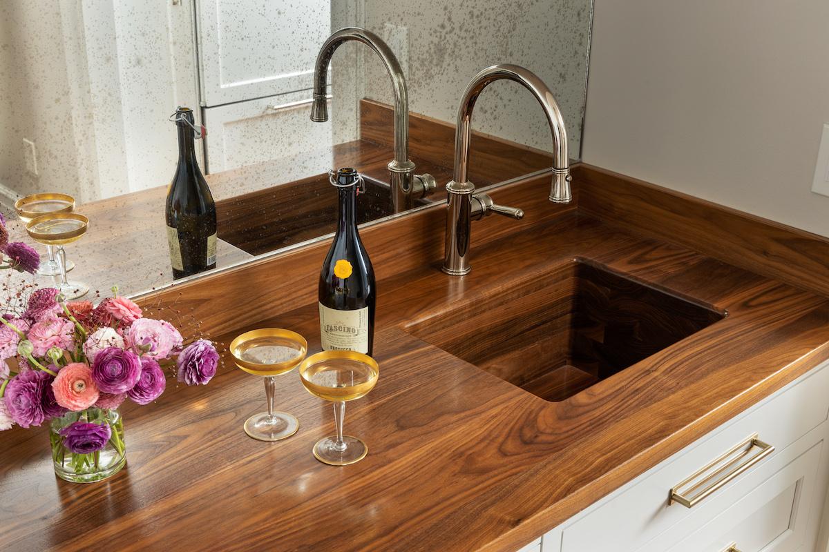 wooden-counter-martini-glasses-wet-bar-interior-design